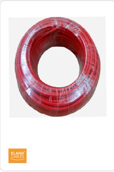 4mm2 single-core DC Cable Red per Meter