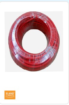 6mm2 single-core DC Cable Red per Meter