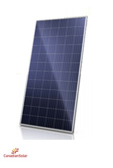 Canadian Solar 405W Super High Power Poly PERC HiKU with MC4