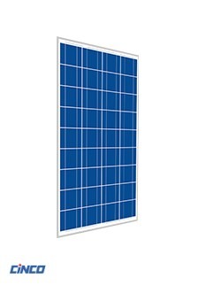Cinco 100W Poly Solar Panel