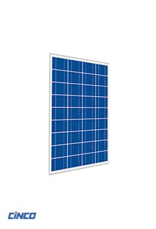 Cinco 50W Poly Solar Panel