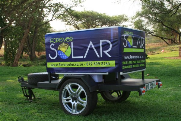 Forever Solar Custom Products